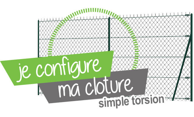 Je configure ma cloture